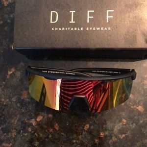 Brand new never worn DIFF Luka sunglasses